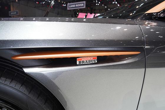 DB11 mit Brabus-Power