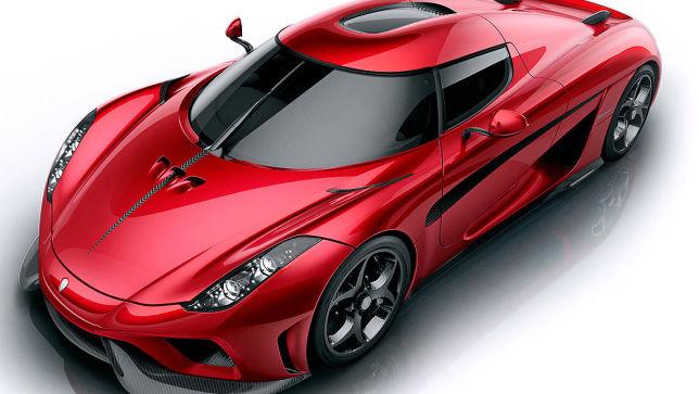 Die 10 stärksten Sportwagen der Welt