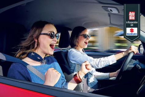 Aktion: Suzuki und AUTO BILD