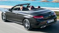 Mercedes C-Klasse Coupé/Cabrio Facelift (2018): Alle Infos