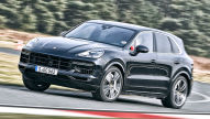 Neuer Porsche Cayenne Turbo: Test