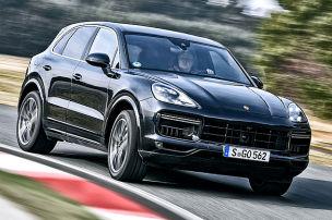 Porsche hebelt Physik aus