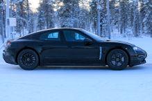 Hier fährt der E-Porsche