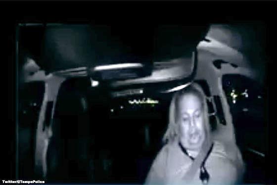 Video zeigt Unfall mit Uber-Volvo
