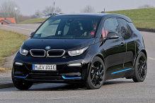 BMW i3s: Test