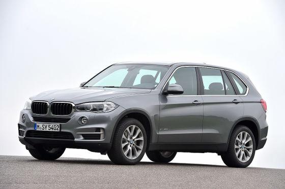 BMW: Diesel-Abgasreinigung