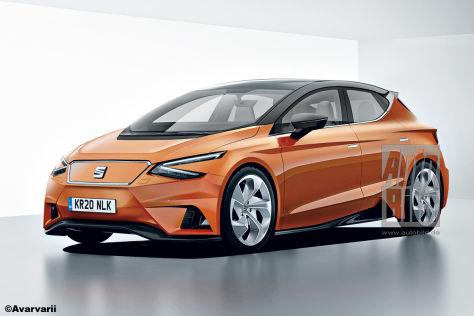 Seat/Cupra Elektro-Leon (2020): Vorschau - autobild.de