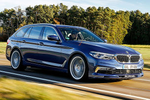 BMW Alpina B5 Biturbo Touring Allrad: Test