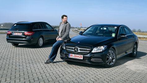 Mercedes C-Klasse (W205): Gebrauchtwagen-Test