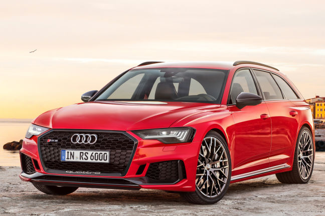 Video Audi Rs 6 2019 Autobild De