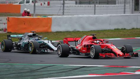 Formel 1: Von Mercedes bis Sauber