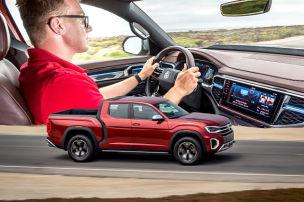 VW beschreitet neue Pfade