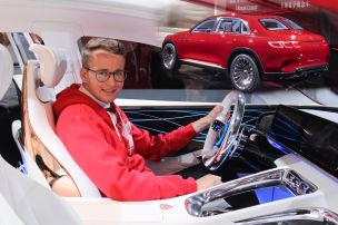 So sitzt es sich im Luxus-SUV