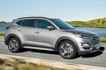 Hyundai hübscht den Tucson auf