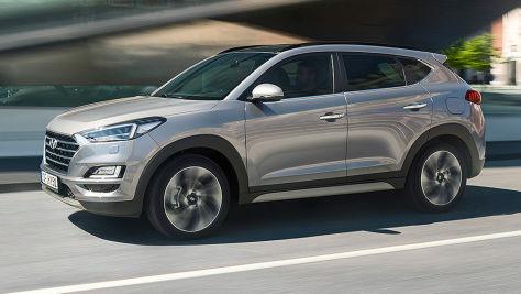 Hyundai Tucson Facelift (2018): Test, Motor, Preis, Marktstart