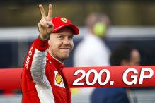 Vettel will beim Jubiläum gewinnen