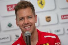 Vettel in Bahrain obenauf