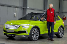 Grünes Licht für Skodas Mini-SUV