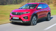 Dacia-Minivan wird zum SUV
