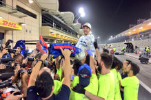 Jubel bei Toro Rosso, Debakel für Red Bull