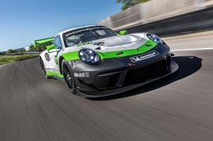 Mehr Power für neuen Renn-911er