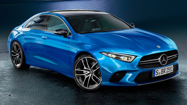 Video Mercedes Benz A Klasse Cla 2019 Autobild De