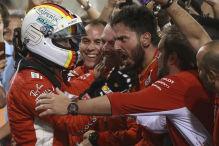Vettel flunkert am Boxenfunk