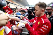 Vettel will den WM-Zug erwischen