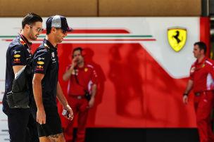 Mit Volldampf in Richtung Ferrari?