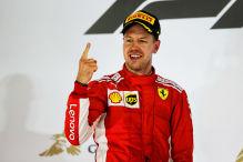 Statistisch spricht alles für Vettel-Titel