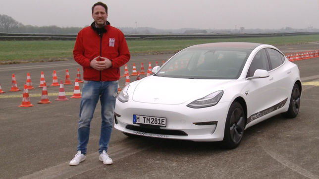 Model 3 im Praxistest