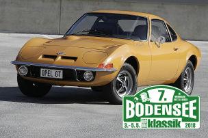Bodensee Klassik 2018: alle Autos, alle Teams