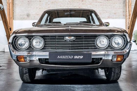 Die Rallye deines Lebens im Mazda 929
