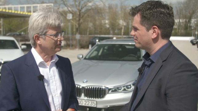 Elmar Frickestein im Interview