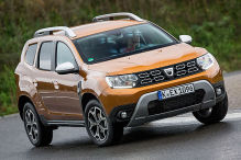 Dacia Duster dCi 110 4WD: Test