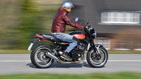Kawasaki Z900 RS: Test