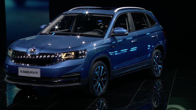 Skodas SUV-Offensive