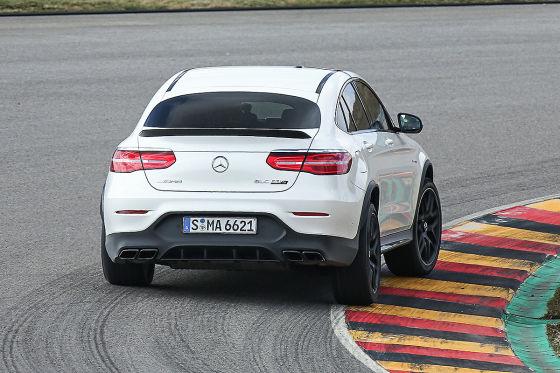 Mercedes-AMG GLC 63 S Coupé