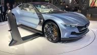 Auto China Peking (2018): Elektroautos