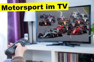 TV: Motorsport am Wochenende