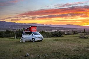 VW T6 California (2018): Test, Roadtrip