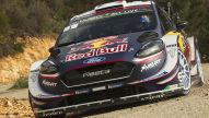 WRC: WM-Lauf Argentinien