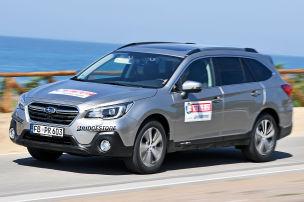 Subaru Outback: Test