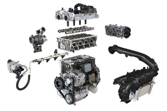 Drei neue Motoren für 2018