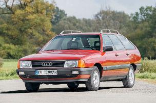 Unterhaltskosten: Audi 100 Avant C3