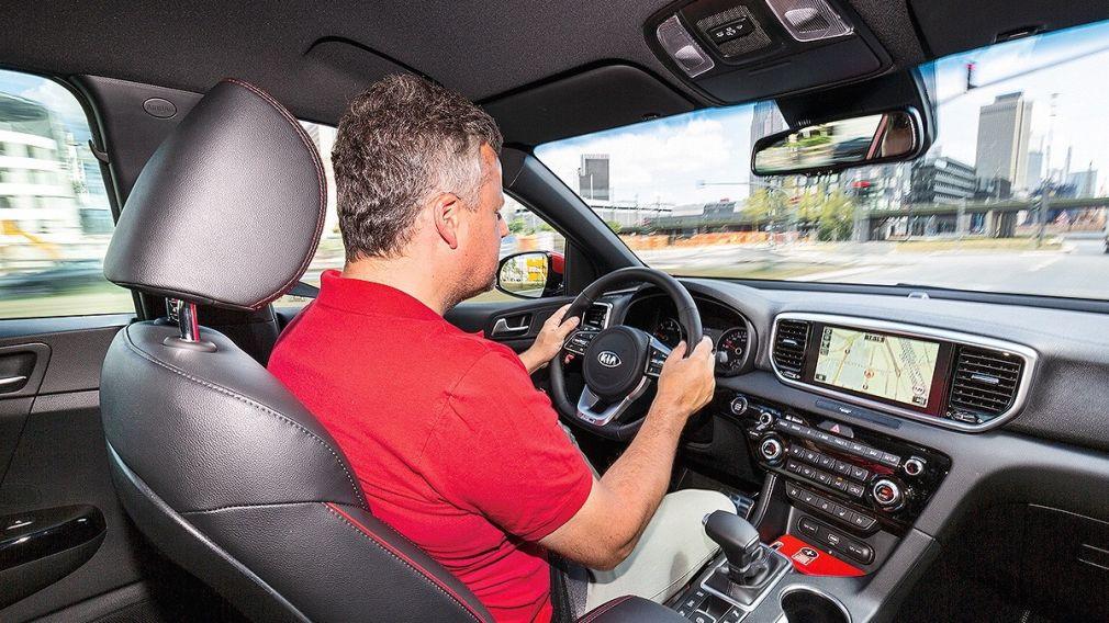 Kia Sportage - autobild.de