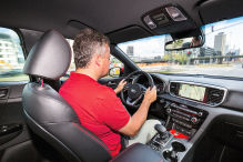 Sportage-Facelift bekommt Dieselhybrid