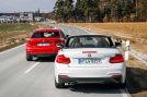 BMW 2er Coupé, BMW 2er Cabrio