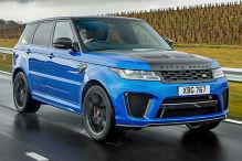 Range Rover SVR: Test