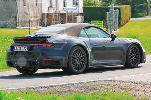 Das neue 911 Turbo Cabriolet